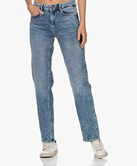 by-bar Mook NRX Bleached Jeans - Denim