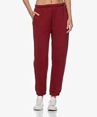 American Vintage Ikatown French Terry Sweatpants - Baai
