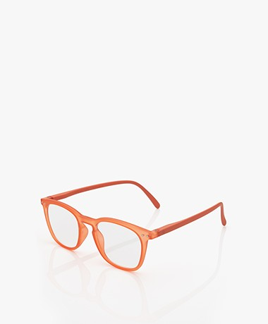 IZIPIZI  READING #E Reading Glasses - Orange