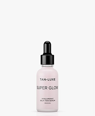TAN-LUXE Super Glow Hyaluronic Self-tan Serum - Gradual