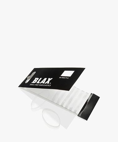 BLAX Haarelastiekjes 4mm - Transparant
