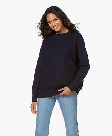 Filippa K Sheryl Sweater - Navy