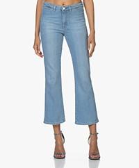 Filippa K Hally Flared Jeans - Lichtblauw