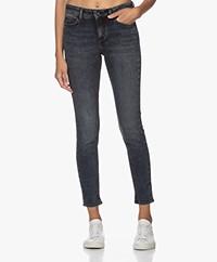 Drykorn Need Stretch Skinny Jeans - Grijsblauw
