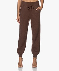 Rag & Bone Pierce Cashmere Knitted Pants - Brown
