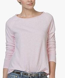 American Vintage Sweater Sonoma - Lichtroze Melange