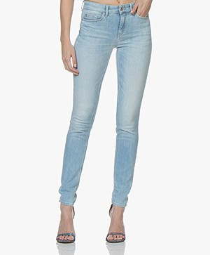 Drykorn Pull Skinny Jeans - Light Blue