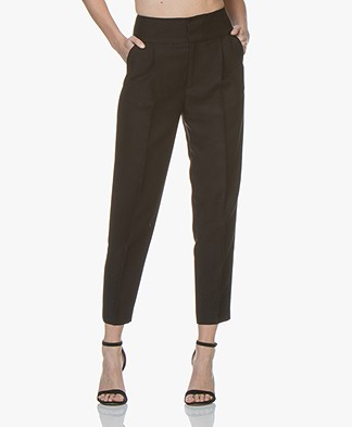 Filippa K Kylie Pants - Black
