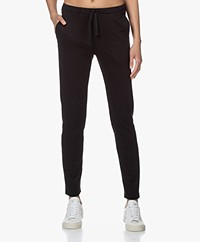 JapanTKY Hintage Tencel Sweatpants - Zwart