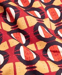 La Petite Française Soizic Print Shopper - Wax