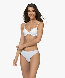 Calvin Klein Invisibles String - Wit