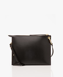 By Malene Birger Vivi Mini Shoulder Bag - Black
