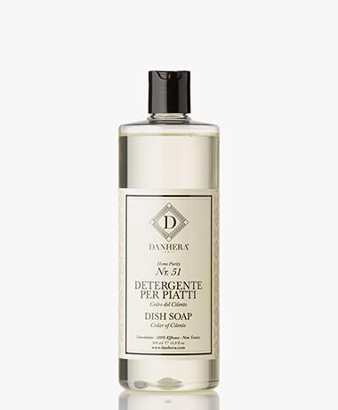 DANHERA Ontvettend & Effectief Afwasmiddel Nr. 51 - Cedar of Cilento