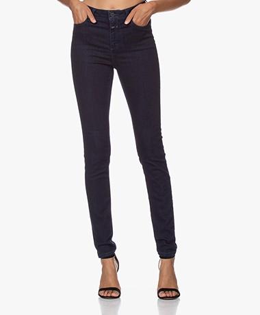 Closed Lizzy Power Stretch Skinny Jeans - Donkerblauw
