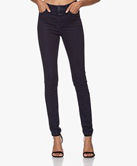 Closed Lizzy Power Stretch Skinny Jeans - Dark Blue