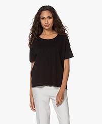 American Vintage Sonoma Boxy T-shirt - Black