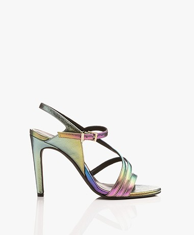 Zadig & Voltaire Marilyn Dream Sandalen met Hak - Multicolored