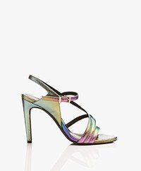 Zadig & Voltaire Marilyn Dream Heeled Sandals - Multicolored