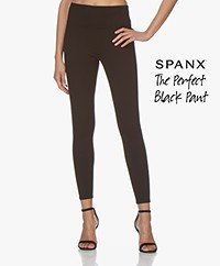 SPANX® The Perfect Ponte Jersey Legging - Zwart