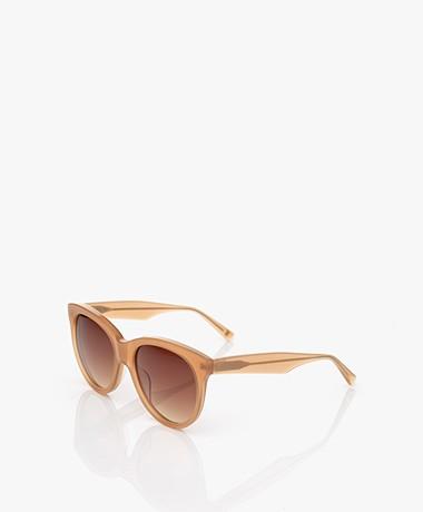 By Malene Birger Sunshine Sunglasses - Tan
