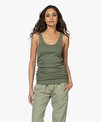 By Malene Birger Newdawn Tanktop - Clover Green