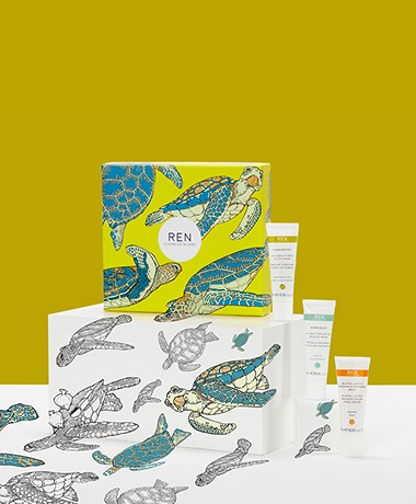 REN Clean Skincare Clean Mask Trio Kit - Gift Set