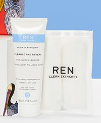 REN Clean Skincare RC™ Cleanse & Reveal Gift Set - Rosa Centifolia