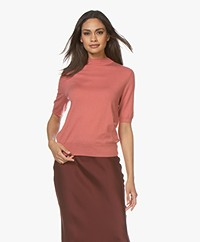 Filippa K Evelyn Sweater - Pink Cedar