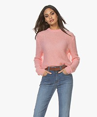 Filippa K Heather Sweater - Taffy Pink