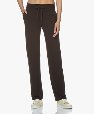 Majestic Filatures Viscose French Terry Sweatpants - Marine