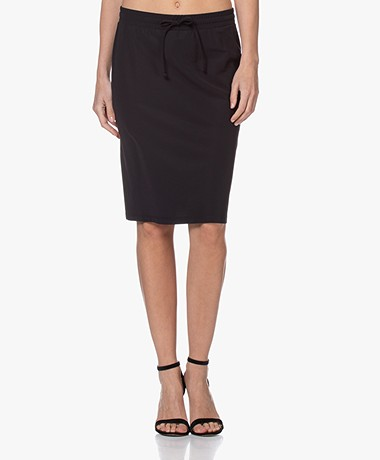 Josephine & Co Roy Travel Jersey Rok - Zwart
