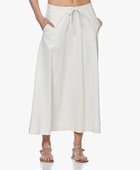 Josephine & Co Bali Jersey Midi Skirt - Stone