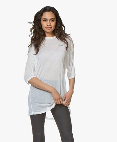 IRO Thousand Modal T-shirt - Off-white