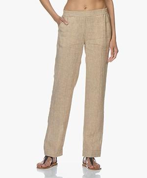 Josephine & Co Cedric Linen Pants - Sand