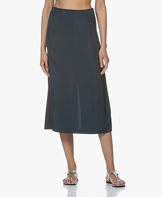 Filippa K Kate Midi Skirt - Tropic Green