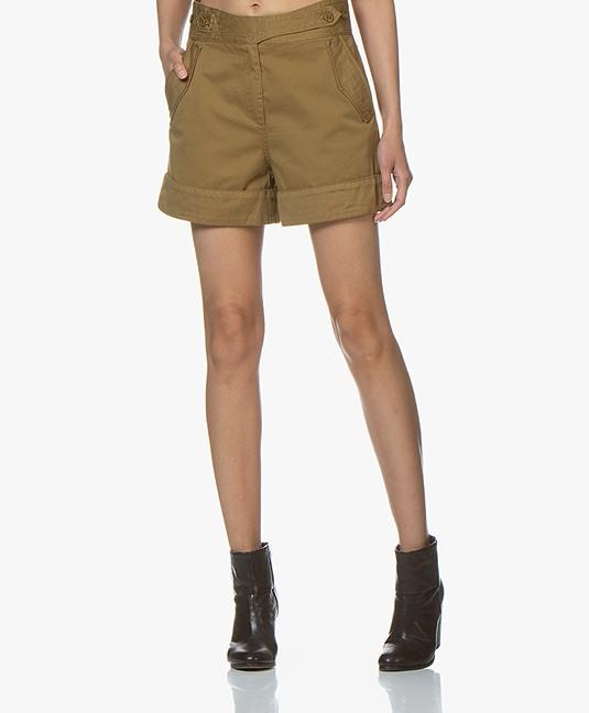 f909b46db79 Rag & Bone Mandy Wide Leg Shorts - Moss - mandy | w2929004c moss