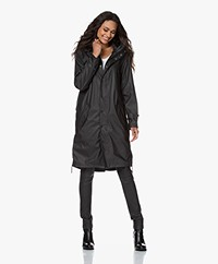 Maium Rainwear 2-in-1 Rain Coat - Black