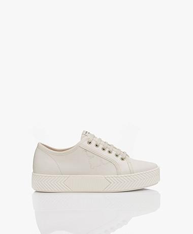 By Malene Birger Matisse Platform Sneakers - Soft White