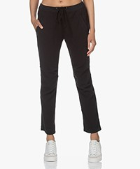 James Perse Soft Drape Utility Pants - Black