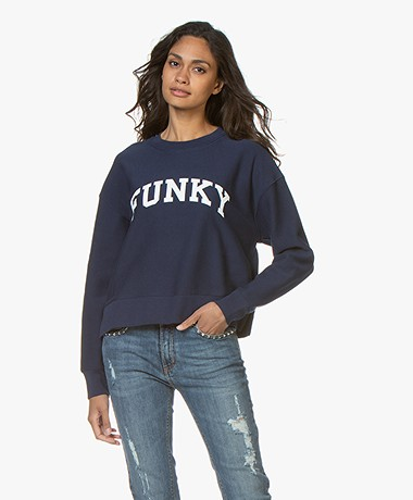 Zadig & Voltaire Champ Funky Sweater - Sailor