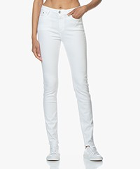 Closed Lizzy Power Stretch Skinny Jeans - Wit