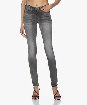Denham Sharp Skinny Fit Jeans - Grijs