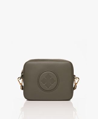 By Malene Birger Gemma Mini Shoulder Bag - Olive Night
