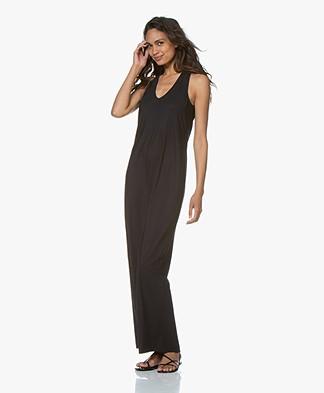 JapanTKY Ryos Travel Jersey Dress - Black