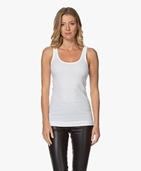 By Malene Birger Newdawn Tank Top - White