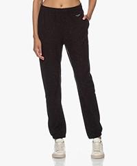 Rag & Bone City Organic Terry Sweatpants - Black/Multi