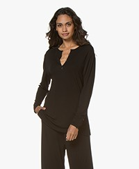 Filippa K Quinn Tunic Blouse - Black