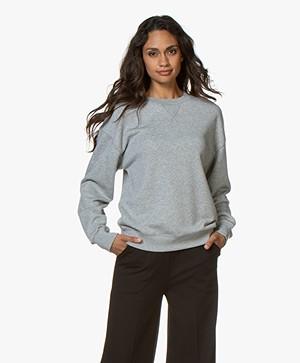 Filippa K Soft Sport Sweatshirt - Lichtgrijs