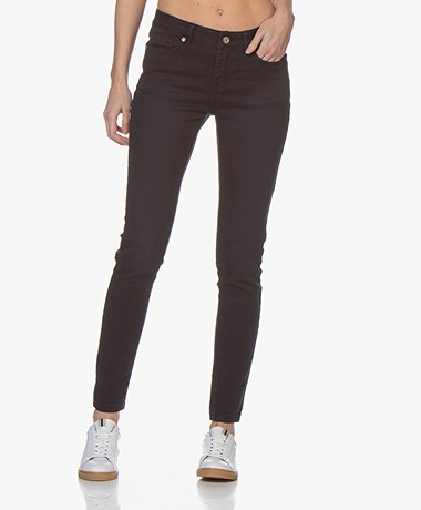 Repeat Skinny Stretch Jeans - Navy