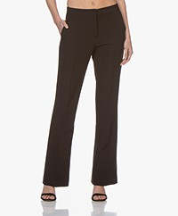 by-bar Ro Flared Pants - Black